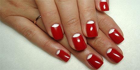 образцы покраски ногтей гель лаком - фото 7